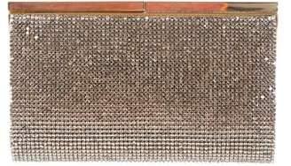 Swarovski Crystal-Embellished Clutch