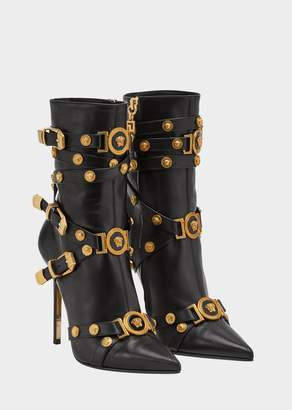 Versace High-heel Tribute Boots