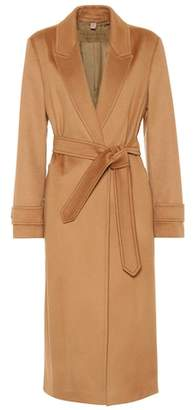 Burberry Cashmere wrap coat