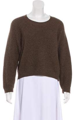 Vince Wool & Yak-Blend Knit Sweater