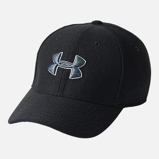 Under Armour Boys' Blitzing 3.0 Fitted Hat