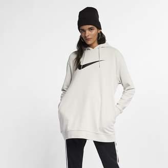 3814160b656f at Nike · Nike Sportswear Swoosh Women s French Terry Hoodie
