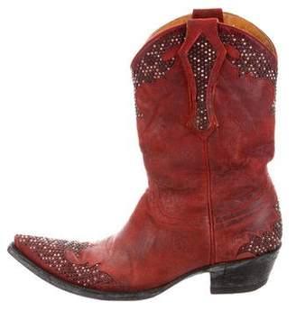 Old Gringo Embellished Mid-Calf Boots