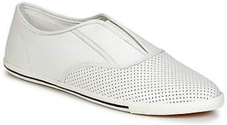 Marc by Marc Jacobs SKIM KICKS SNEAKER women's Slip-ons (Shoes) in White