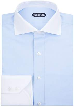 Tom Ford Contrast Formal Shirt