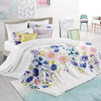 bluebellgray Florrie Floral Print Duvet Cover Set, Full/Queen - 100% Exclusive