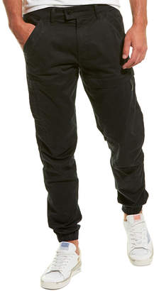 G Star Rackam Dark Black Straight Tapered Leg