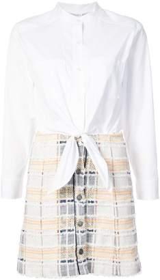 Veronica Beard Aurelia shirt dress