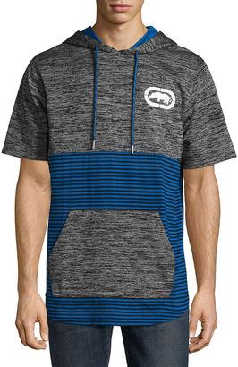 ECKO UNLIMITED Ecko Unltd Short Sleeve Jersey Hoodie $36 thestylecure.com