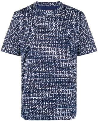 Missoni logo short-sleeve T-shirt
