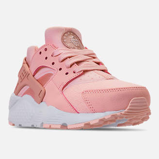 Nike Girls' Grade School Huarache Run SE Running Shoes