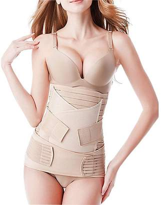 5bdc044519d TOBABYFAT Body Shaper Belt Recovery Body Belly Waist Pelvis Belt 3 in 1  Postpartum Support