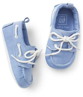 Oxford Boat Shoes