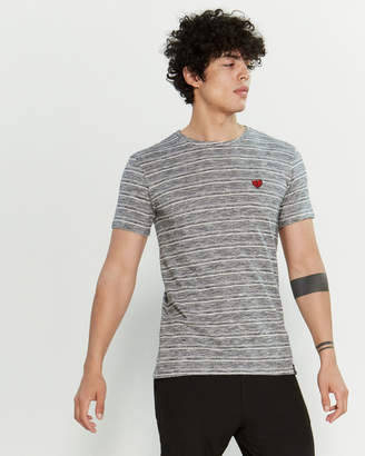 Kultivate Heartbroken Short Sleeve Tee