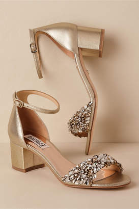 Badgley Mischka Veha Heels