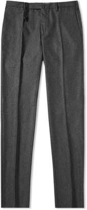 Incotex Slim Fit Wool Flannel Trouser