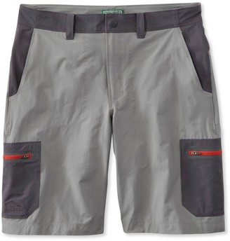 L.L. Bean L.L.Bean Cresta Hiking Shorts, Colorblock