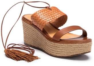 Schutz Wilson Wrap Style Sandal