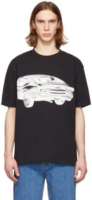 Calvin Klein Jeans Est. 1978 Black Modernist T-Shirt