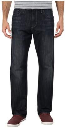 Mavi Jeans Matt Mid Rise Relaxed Straight in Deep Stanford Men's Jeans