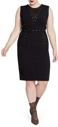 Rachel Roy Zane Sleeveless Sheath Dress