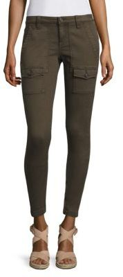 Joie So Real Skinny Cargo Pants $198 thestylecure.com