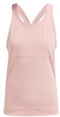 adidas by Stella McCartney Racer Tank Top - Womens - Pink
