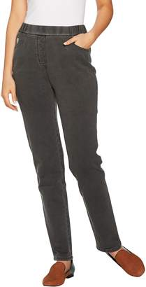 Factory Quacker Short DreamJeannes Pull-On Slim Leg Pants