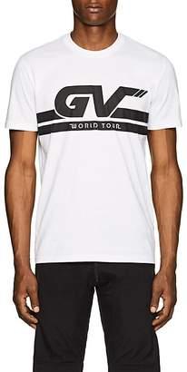 """Givenchy Men's """"World Tour"""" Cotton T-Shirt"""