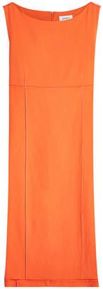 DKNY Shift dress with High-Low Hemline