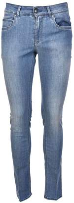 Fay Stone Washed Jeans