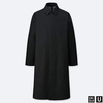 Uniqlo Men's U Blocktech Single Breasted Coat