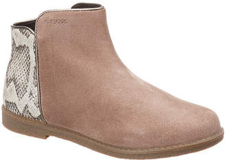Geox Shawntel Suede Ankle Boot