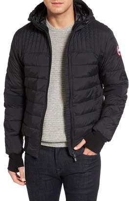 Canada Goose Cabri Hooded Slim Fit Down Jacket