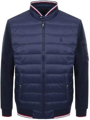 Ralph Lauren Hybrid Down Jacket Navy