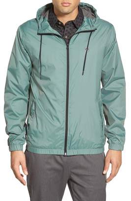 Volcom 'Ermont' Hooded Nylon Jacket