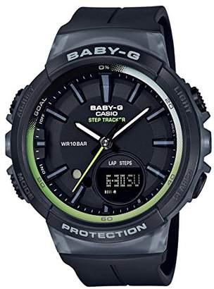 Baby-G (ベビーG) - [カシオ]CASIO 腕時計 BABY-G ベビージー ~フォーランニング~ ステップトラッカー BGS-100-1AJF レディース