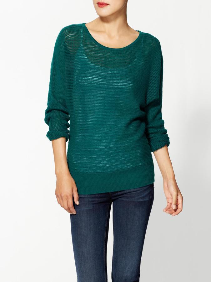Pim + Larkin Dolman Cashmere Sweater