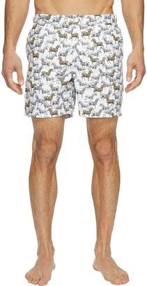 Original Penguin Zebra Fixed Volley Men's Swimwear