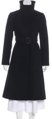 Burberry Long Woven Coat