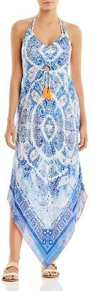 Surf Gypsy Maxi Dres Swim Cover-Up