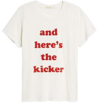 Junk Food Clothing And Here's The Kicker Cotton Tee