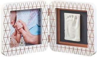 Baby Art My Baby Touch Copper Single Print Frame