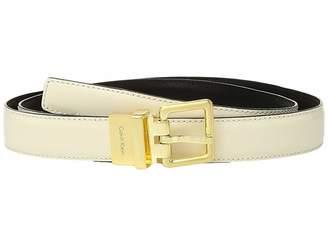 Calvin Klein 25mm Reversible Smooth to Smooth Belt