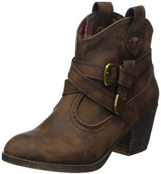 Rocket Dog Women's' Satire Ankle Boots, Brown (Brown Graham Brown Graham), 37 EU