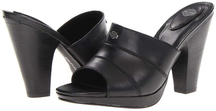Harley-Davidson Sandria (Black) - Footwear