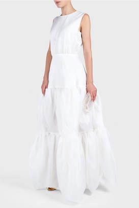 Maison Rabih Kayrouz Bubble Organza Dress