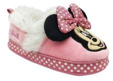 Minnie Mouse Toddler Girls' Slipper