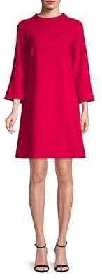 Marella Bell-Sleeve A-Line Dress