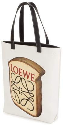 Toast Logo Canvas Tote - Beige